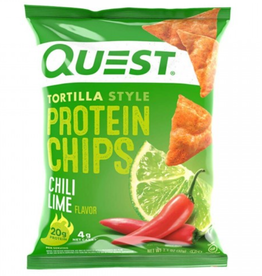 Quest Nutrition Quest - Tortilla Chips, Chili Lime (32g)