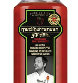 Mediterranean Garden Mediterranean Garden - Pasta Sauce, Roasted Red Pepper (730ml)