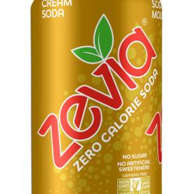 Zevia - Cream Soda (355ml)
