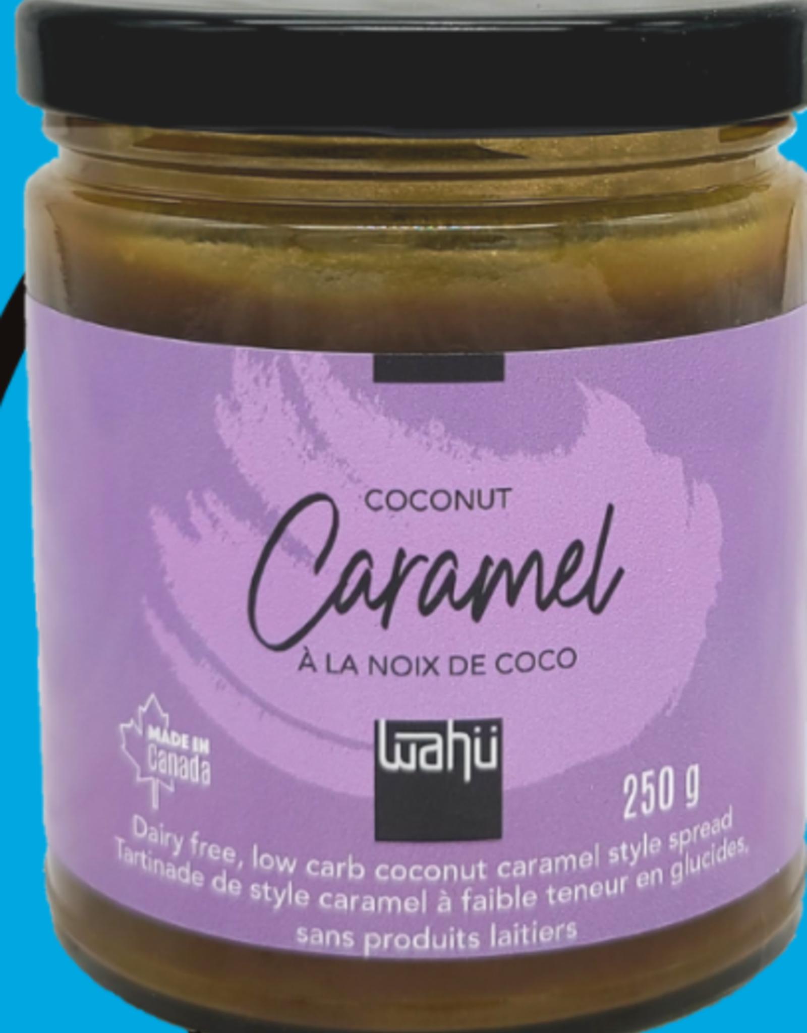 Wahu - Coconut Caramel