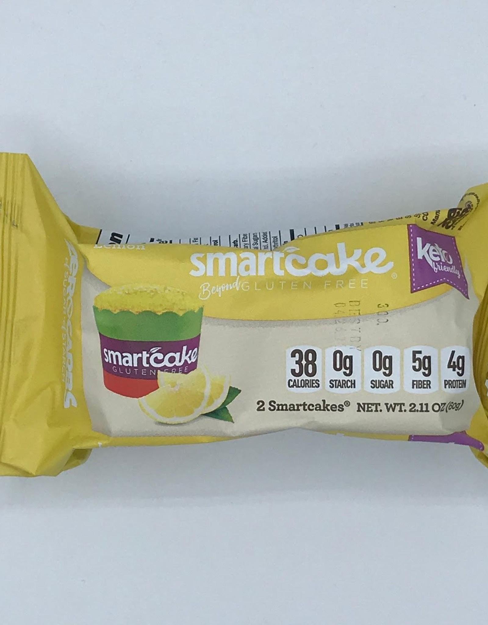 Smart Baking Co - Smart Cake, Lemon (2pc)