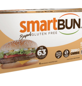 Smart Baking Co - Smart Bun, Sesame (6pc)