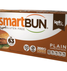 Smart Baking Co - Smart Bun, Plain (6pc)