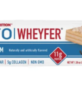 Keto Wheyfer - Vanilla Cream