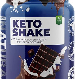 About Time - Keto Shake, Chocolate Coconut (1.1lbs)