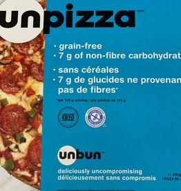 Unbun Unbun - Keto Pizza, Supreme (373g)
