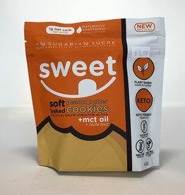 Sweet Nutrition Sweet Nutrition - Cookies, Peanut Butter (60g)