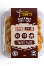 Sweets From The Earth - Peanut Butter Cookies (10pcs)