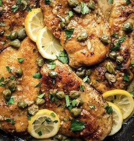 Alter Eato - Lemon Chicken Piccata