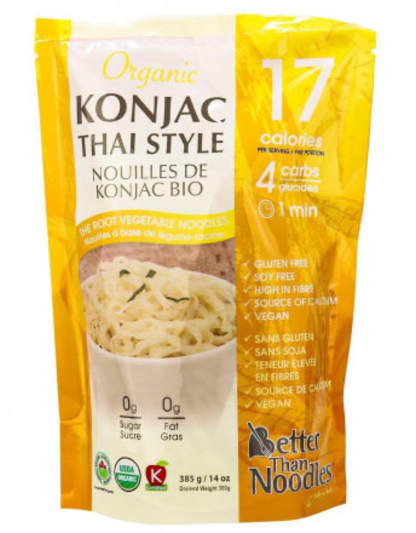 Better Than Noodles Better Than Noodles - Thai Style Noodles (300g)