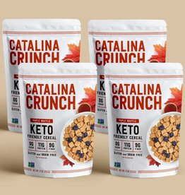 Catalina Crunch Catalina Crunch - Cereal,  Maple Waffle  (255g)