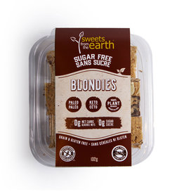 Sweets From The Earth - Blondies  (6 pcs)