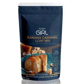 Farm Girl Farm Girl - Banana Caramel Loaf Mix (300g)