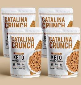 Catalina Crunch Catalina Crunch - Cereal,  Honey Graham  (255g)
