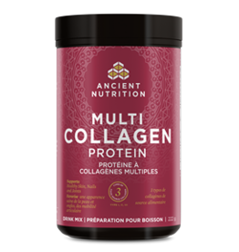 Ancient Nutrition Ancient Nutrition - Multi-Collagen Protein, Pure (222g)