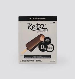 Keto Skream Keto Skream - Ice Cream Bar, Chocolate (300ml)