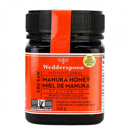 Wedderspoon - Raw Manuka Honey (250g)