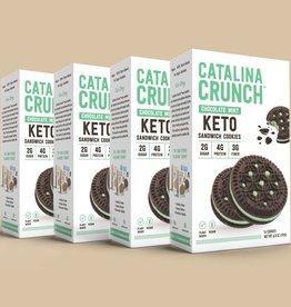 Catalina Crunch Catalina Crunch - Sandwich Cookies,  Chocolate Mint  (193g)