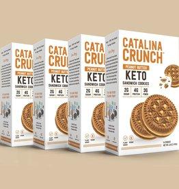 Catalina Crunch Catalina Crunch - Sandwich Cookies,  Peanut Butter  (193g)