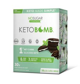 Vegan Pure Vegan Pure - Keto Bomb, Chocolate Mint (30pc)