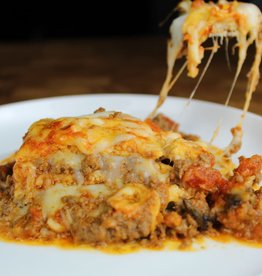 Craving Some Keto - Keto lasagna