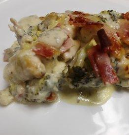 Craving Some Keto - Chicken Broccoli Casserole