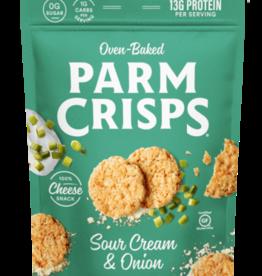 Parm Crisps -Sour Cream & Onion (50g)
