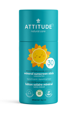 Attitude Attitude - Sunscreen Stick Kids, Unscented (85g)
