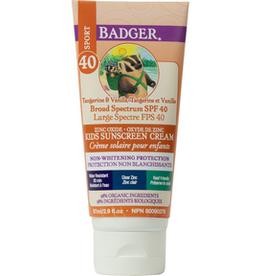 Attitude Badger - Sunscreen , Kids (87ML)