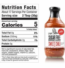 G. Hughes - Dipping Sauce, Sweet Chili (490ml)