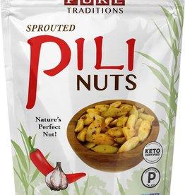 Pure Traditions Pure Traditions - Pili Nuts , Chili Garlic (1.7oz)