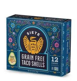 Siete Siete - Grain Free Taco Shells (12p)