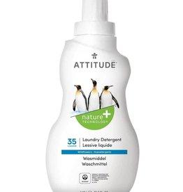 Attitude Attitude - Laundry Detergent, Wildflowers (40-2L bottle)