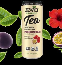 Zevia Zevia - Herbal Tea, Hibiscus Passionfruit (355ml)