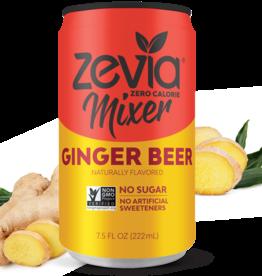 Zevia Zevia - Ginger Beer Mixer (6pack)