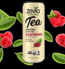 Zevia Zevia - Black Tea, Raspberry (355ml)