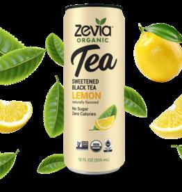 Zevia Zevia - Black Tea, Lemon (355ml)