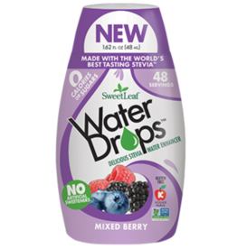 Sweet Leaf - Water drops - Mixed Berry (48ml)