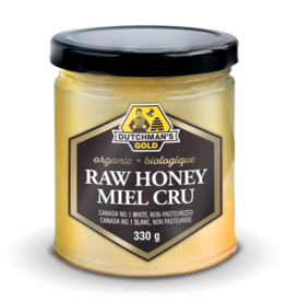 Dutchman's Gold - Organic Raw Honey (330g)