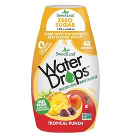 Sweet Leaf - Water drops - Tropical Punch (48ml)