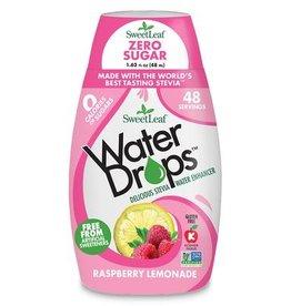 Sweet Leaf - Water drops - Raspberry Lemonade (48ml)