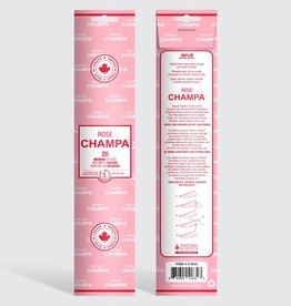Champa - Incense, Rose