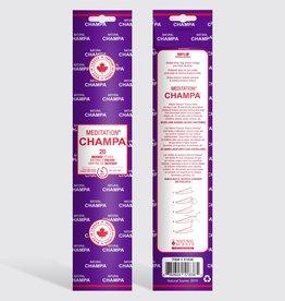 Champa - Incense, Meditation