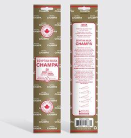 Champa - Incense, Egyptian Musk