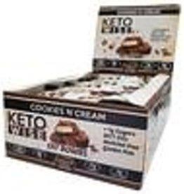 Ketowise Ketowise - Meal Bar, Cookies n Cream Crunch (32g)