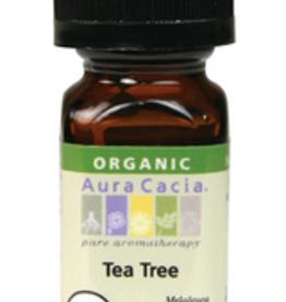 Aura Cacia Aura Cacia - Essential Oils, Tea Tree (7.4ml)
