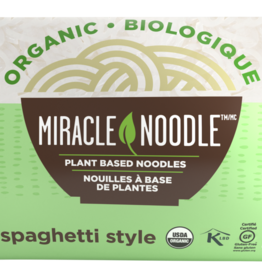 Miracle Noodle Kitchen Miracle Noodle - Organic Shirataki Spaghetti