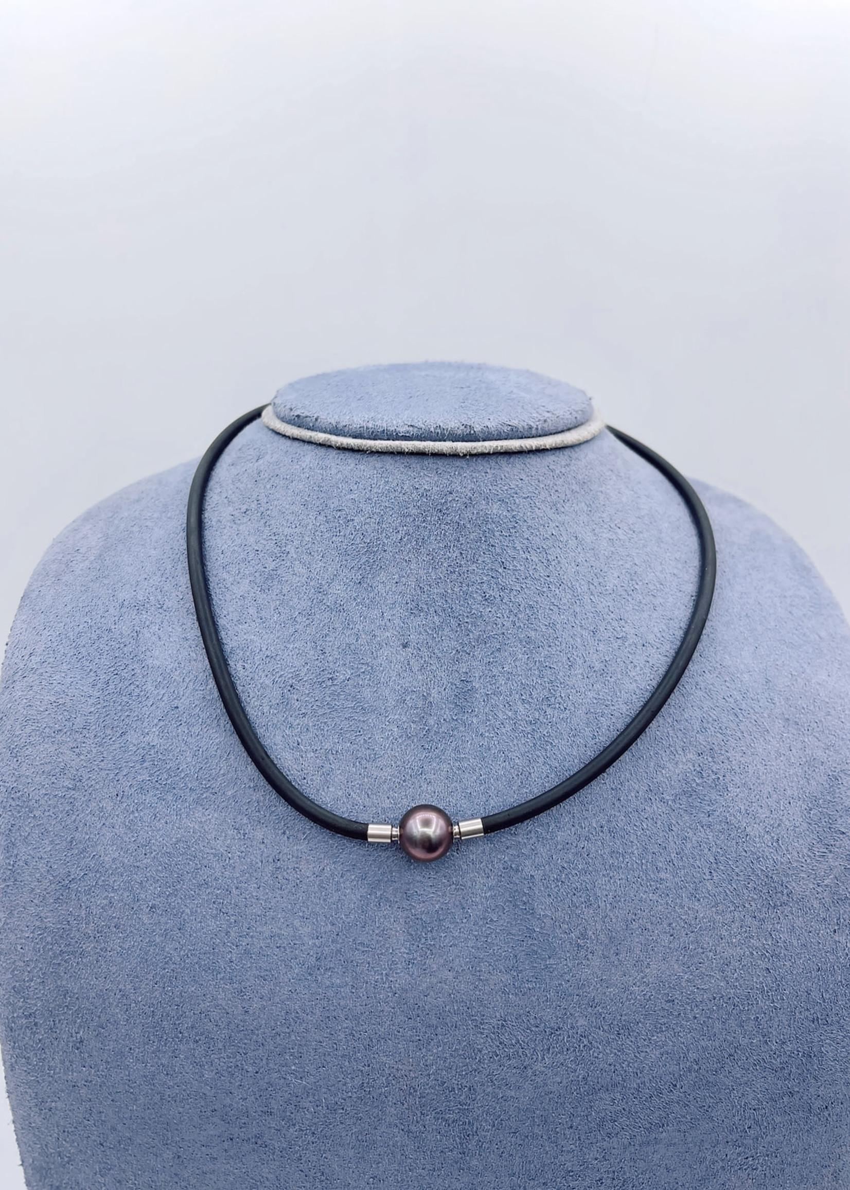 CJ Designs Tahitian Pearl Necklace