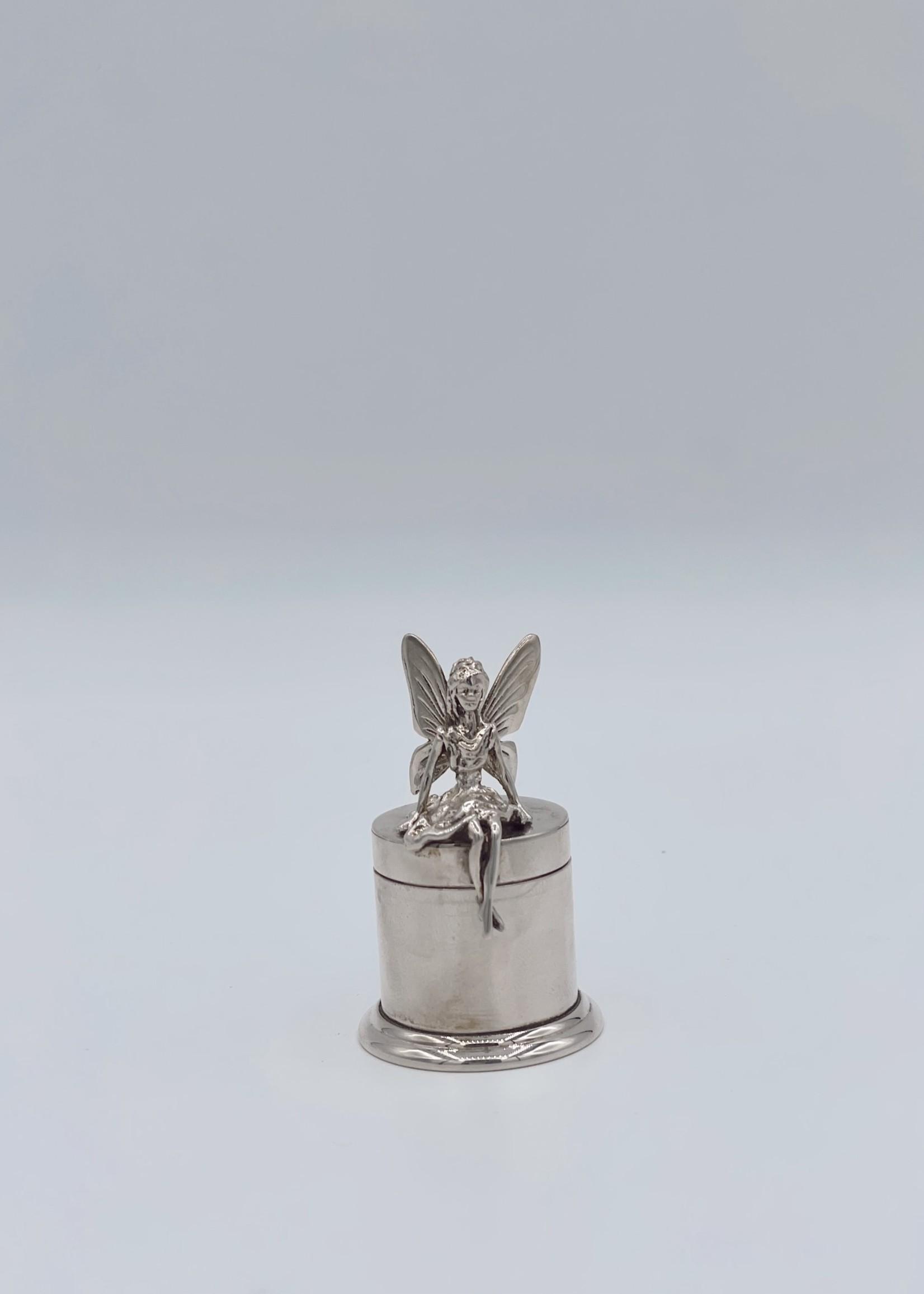 Marathon Company Tooth Fairy Box Sterling Silver