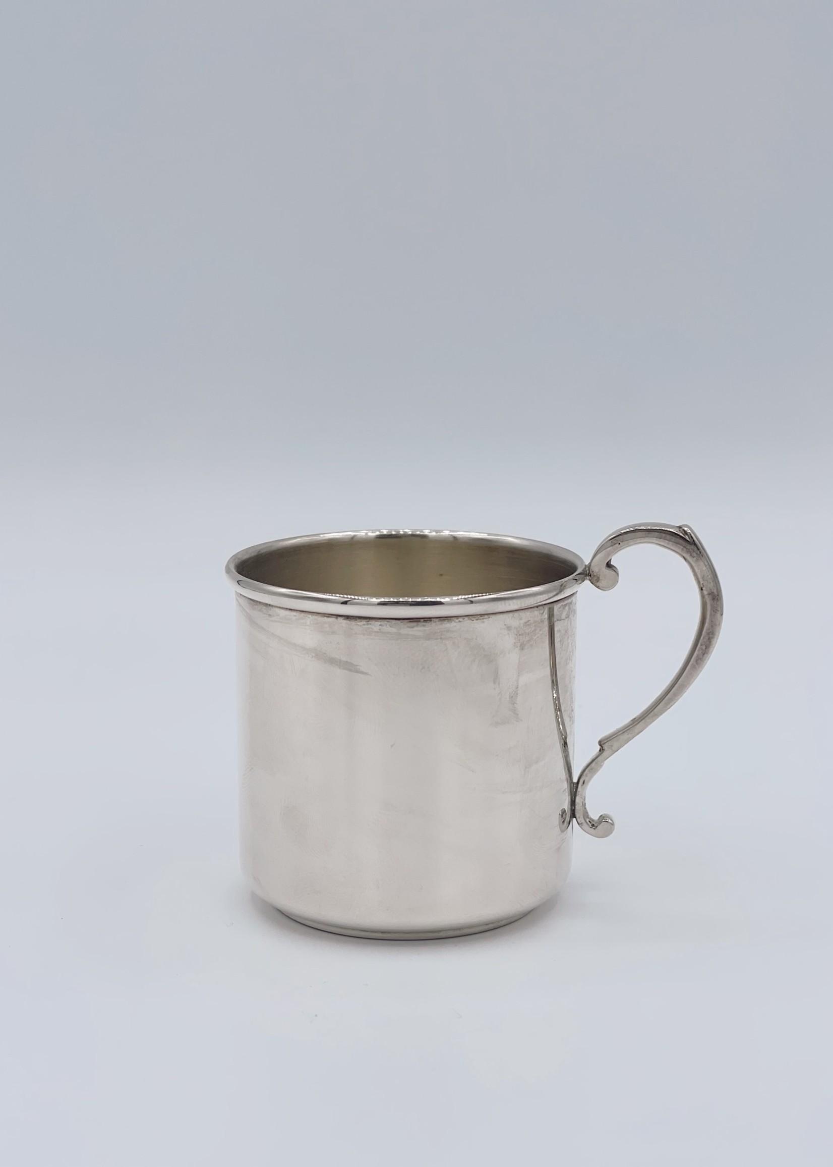 Marathon Company Sterling Silver Medium Baby Cup